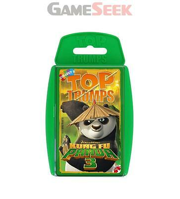 Top Trumps Kung Fu Panda 3 - Toys Brand New Free Delivery