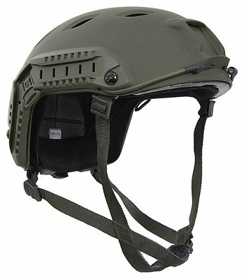 Rothco 1294 Advanced Tactical Adjustable Airsoft Helmet -