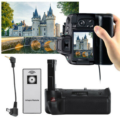 Battery Grip For Nikon D5500 With Infrared remote control(MB-D5500+ Replacement)