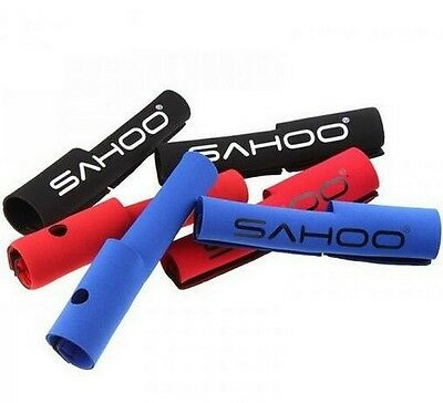 1 Pair SAHOO Outdoor Cycling Bike Sports Bicycle Front Fork Protector Pad Covers