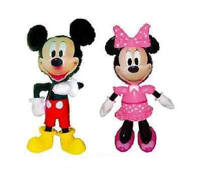 Inflatable Minnie / Mickey Mouse Disney