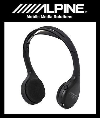 Alpine Shs-N206 Wireless Headphone Tme Pkg Monitors, New, Warranty, Best Price