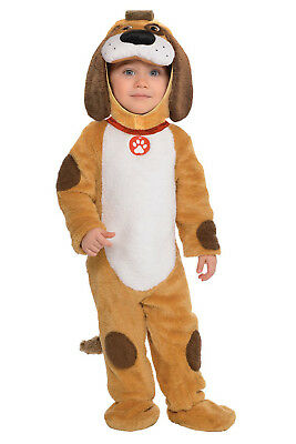 Christys Dress Up Babies Playful Pup Dog Infants Costume New Outfit Fancy Dress
