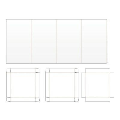 Hunkydory ~ Acetate Display Boxes ~ ACBOX01