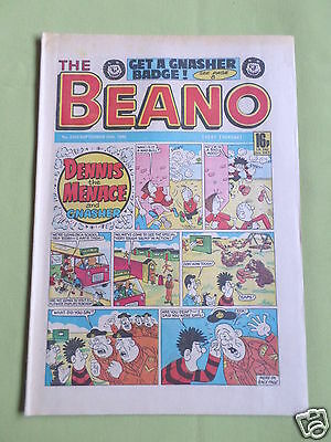 The Beano  - Uk Comic - 20 Sept 1986  - #2305