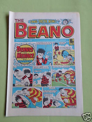 The Beano  - Uk Comic- 30 Aug 986  - #2302