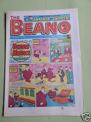 The Beano  - Uk Comic - 4 July 1987  - #2346
