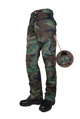 Tru-Spec 24-7 Series 50/50 Cordura NYCO Woodland Original Tactical Pants