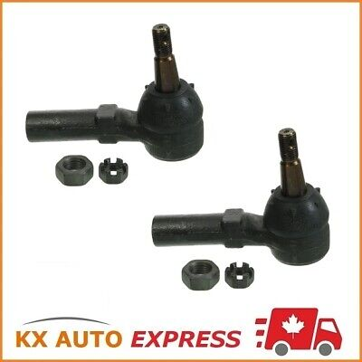 2x FRONT LH RH OUTER TIE ROD END CADILLAC SEVILLE 1999 2000 20001 2002 2003 2004