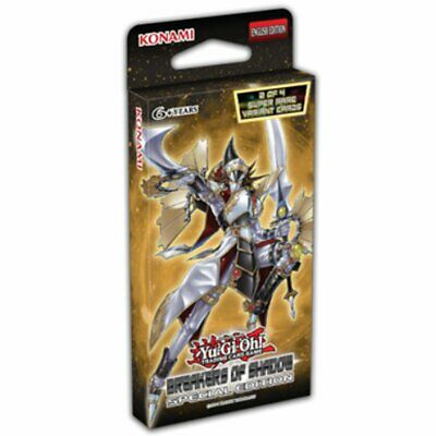 Yugioh Breakers of Shadow Special Edition Structure Deck