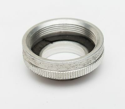 19mm to Series IV (4) (23.5mm) Threaded Adapter Step Up Ring Filter
