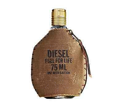 DIESEL FUEL FOR LIFE UOMO AFTER SHAVE LOTION - 75 ml