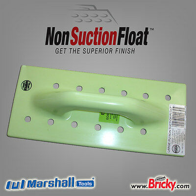 Non-Suction Float