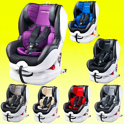 Baby Car seat  Plus Group 0+.1 0-18kg IsoFix Eco-Leather high safety - 2 way fix