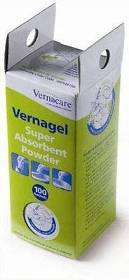 Vernacare Vernagel Super Absorbent Powder Sachets (100 x 6g)