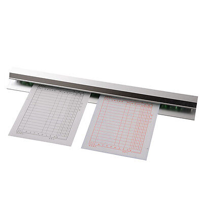 "24""/60cm Check Tickets Tab Grabber Bill Receipt Holder Bar Kitchen Order Rack"