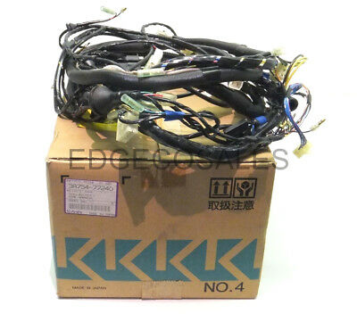 kubota me series tractor engine wiring harness loom kubota m series tractor cab roof wiring harness loom 3a75477240