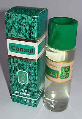 Consul After Shave - plyn po goleniu - 120ml = 7,42€/100ml