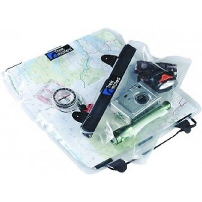 Trekmates Water Resistant Soft Feel Map Case