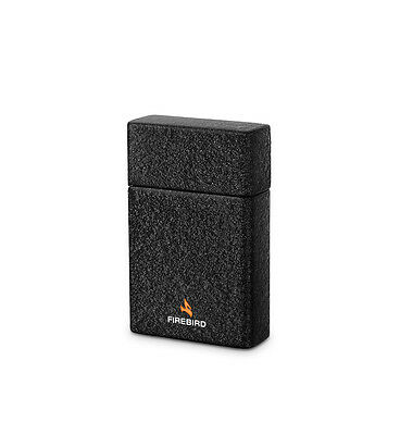 Colibri Firebird Fury Single Jet Torch Flame Lighter Black New Gift Boxed