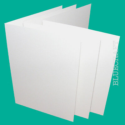 500 x A6 TRADE White Card Blanks WHOLESALE from 4p