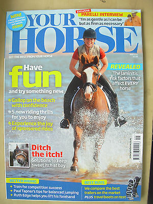 Your Horse Magazine May 2015