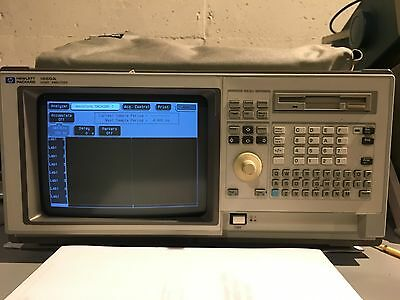 HP Agilent Keysight  1660A Logic Analyzer 1