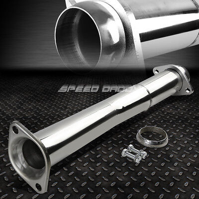 Stainless Racing Turbo Downpipe High Flow Exhaust Pipe For 07-13 Mazdaspeed3 Mps