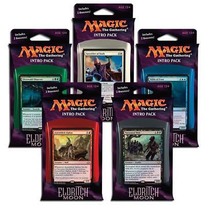Magic The Gathering Shadows over Innistrad Intro Pack 5 pcs