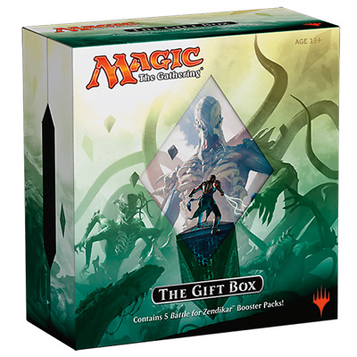 Magic The Gathering Battle for Zendikar Holiday Gift Box