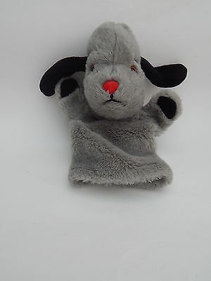 "Vintage Sweep Hand Puppet Soft Toy 10"" From Sooty And Sweep,  Patsy B"