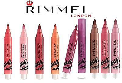 Rimmel 1000 Kisses Transferproof Lip Tint + Balm Brand New **choose Shade**