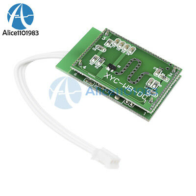5.8GHZ Microwave Radar Sensor 6-9M Smart Switch for Home Control 3.3-20V DC