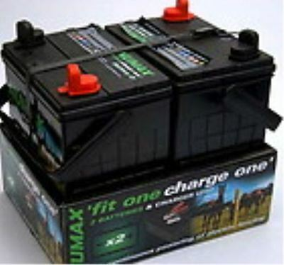 12V 'fit One Charge One' Electric Fence Battery