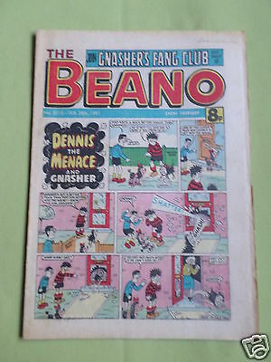 The Beano  - Uk Comic - 28 Feb 1981  - #2015