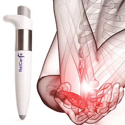 Health Electronic Pulse Analgesia Pen Pain Relief Point Massager Body Relaxation