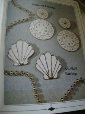Foil Jewelry Book By Kim Ballor With 25 Projects