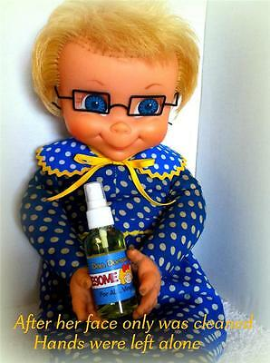 FOR Mrs Beasley & Vintage Types Vinyl Dolls AWESOME CLEANER Doll Doctor's Secret