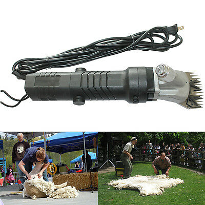 320W 110V Professional Farm New  Sheep Clippers Shaver Goats Shears