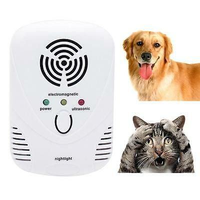 Dual Wave Bands Electromagnetic Ultrasonic Insects Rodents Pest Control Repeller