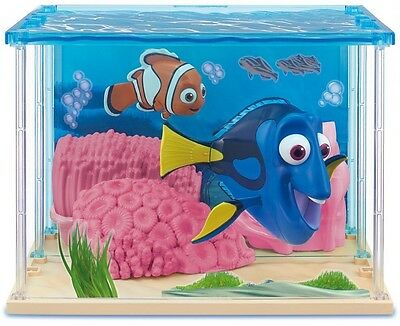 BANDAI Panorama Craft Finding Dory DORY & NEMO Plastic Model Kit NEW from Japan