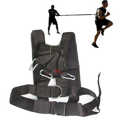 Resistance Speed Sled Harness For Power Pulling Sled Weight Football