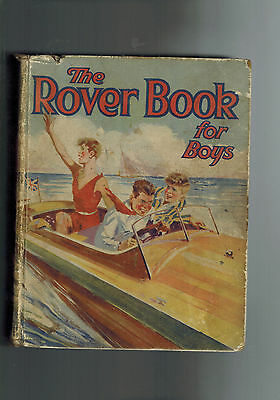 ROVER ANNUAL 1931 from Rover Comic - D. C. Thomson