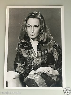 BRIGITTE FOSSEY - Photo de presse originale 18x13cm