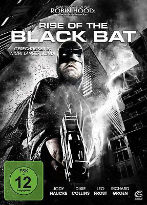 Rise of the Black Bat  - DVD/NEU/OVP