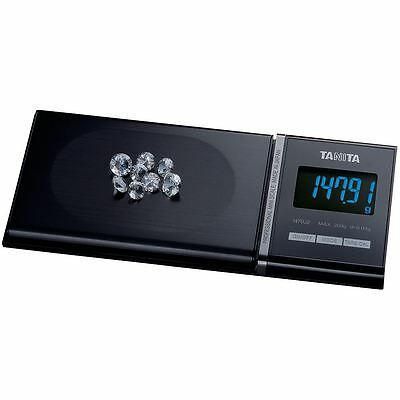 Tanita 200g Digital Gold Jewellery Thinner than 1579 Pocket Scales 1479J New