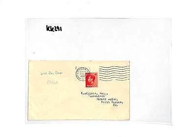 KK291 1936 London North Harrow Middlesex FDC England GB Cover Samwells-Covers
