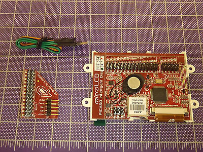 4D Systems Display Module, uLCD-28PTU-Pi !62C!