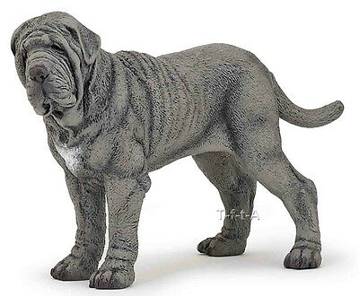 FREE SHIPPING | Papo 54023 Neapolitan Mastiff Dog Model Toy - New in Package