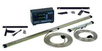 Mitutoyo 12x30 Mill Package DRO System